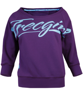 Trec - Bluza Sweatshirt 008 DARK BLUE