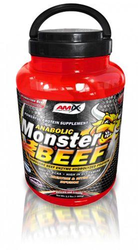 amix anabolic monster beef recenze