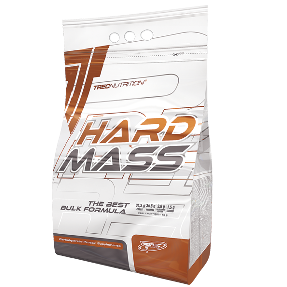 Trec - Hard Mass - 2800 g Chocolate