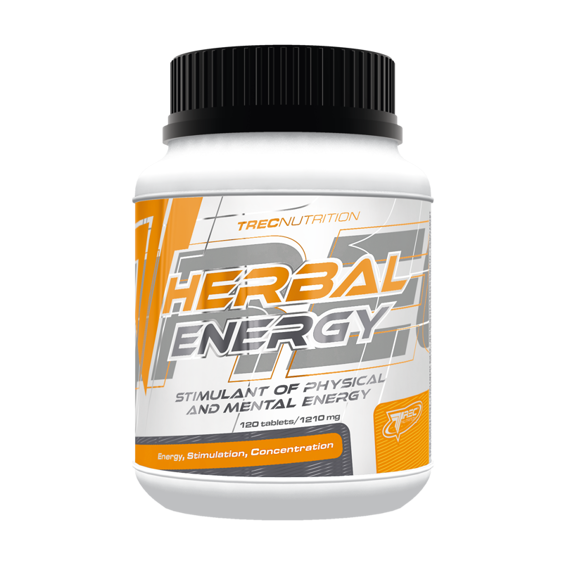 Trec - Herbal Energy - 120 kaps.
