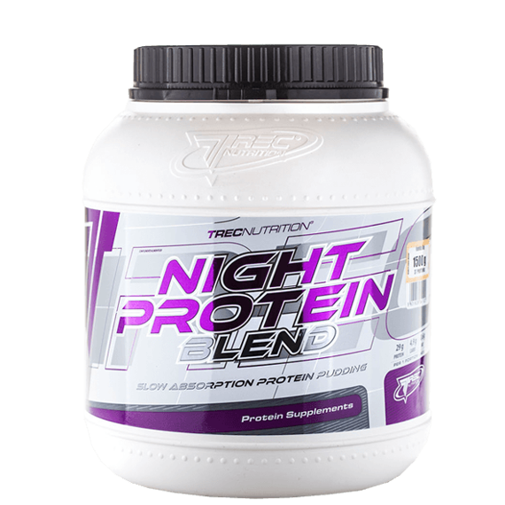 Trec - Night Protein Blend - 1500 g czekolada