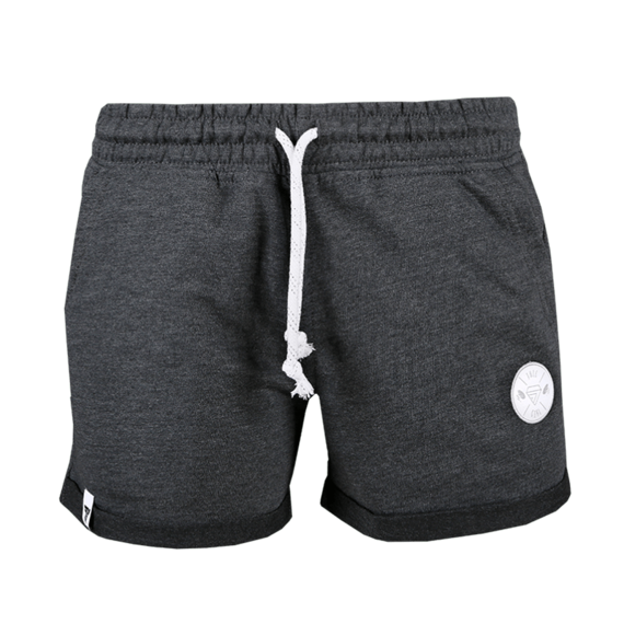 Trec - Szorty damskie TW SHORT PANTS TRECGIRL 004 GRAPHITE MELANGE