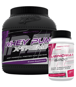Trec - Whey Pump X-Treme - 1800 g Chocolate