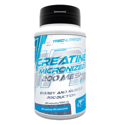 Trec - Creatine Micronized 200 Mesh - 60 caps.