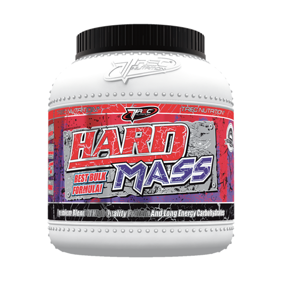 Trec - Hard Mass - 1300 g Chocolate