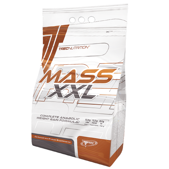 Trec - Mass XXL - 3000 g Chocolate