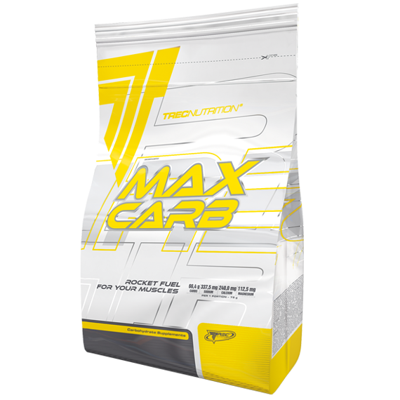 Trec - Max Carb - 3 kg Orange