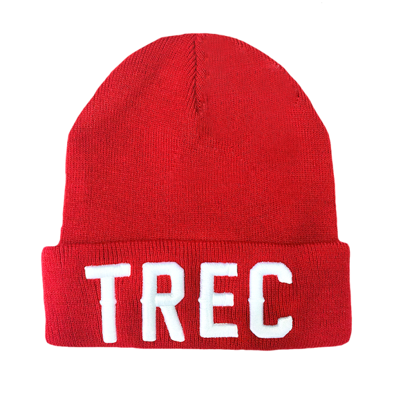 Trec - TW Winter Cap 009 Trec Red