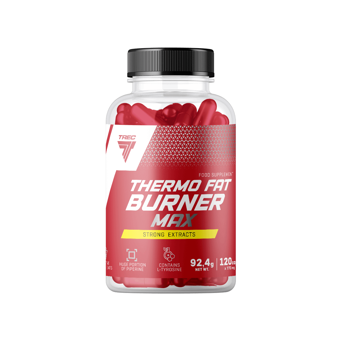 Trec - Thermo Fat Burner MAX - 120 caps.