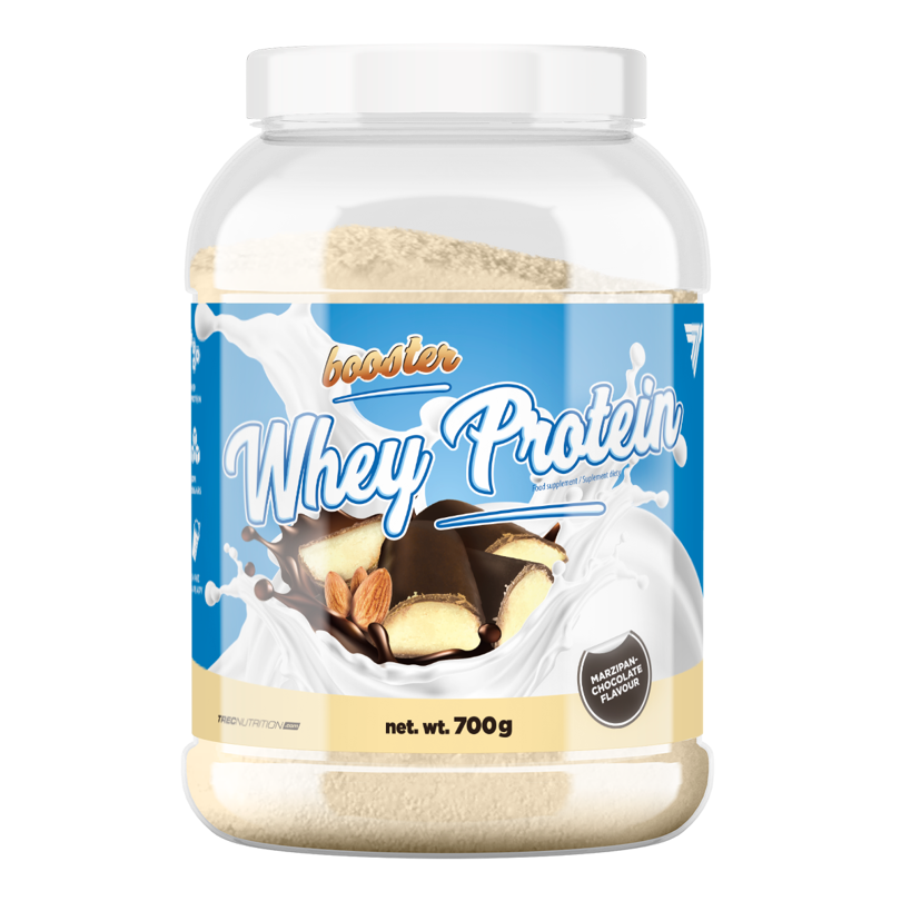 327ef07d116b Trec - Booster Whey Protein - 700 g - Marzipan-Chocolate marcepanowo ...