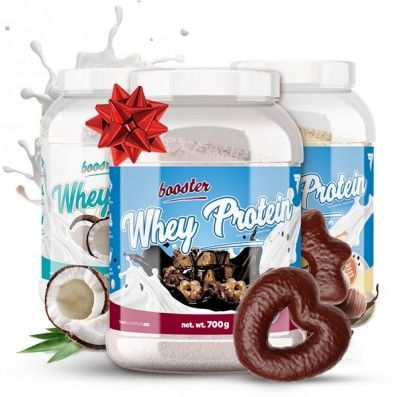 Trec - Booster Whey Protein - 700 g - Gingerbread