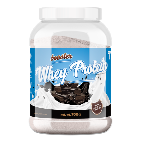 Trec - Booster Whey Protein - 700 g - Triple Chocolate