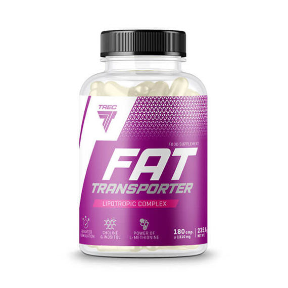 Trec - Fat Transporter - 180 kaps.