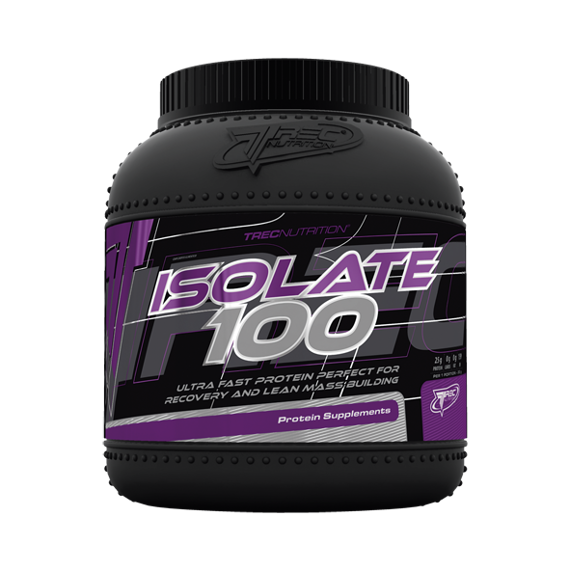 Trec - ISOLATE 100 - 1800 g wanilia